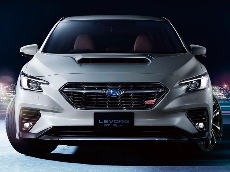Subaru Levorg сменил поколение