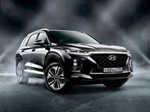 Hyundai вернула российскому Santa Fe версию Black&Brown