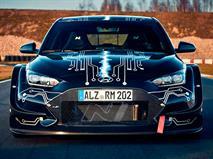 Hyundai показала хот-хетч, который втрое мощнее i30 N