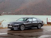 В России наладили полноценное производство Hyundai Sonata