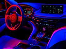 Acura показала салон нового MDX