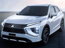 Mitsubishi обновила и электрифицировала Eclipse Cross
