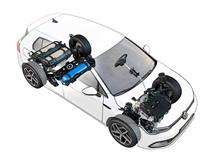 Представлен новый двухтопливный Volkswagen Golf