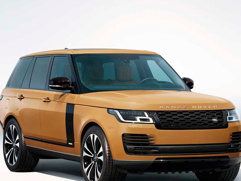 В России начались продажи Range Rover Fifty