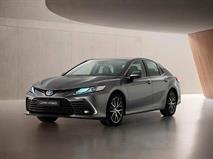 Toyota освежила Camry для Западной Европы