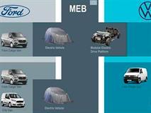Электромобиль Ford на «фольксвагеновском» шасси выпустят в Германии