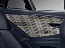 Теперь все Bentley можно отделать шотландским твидом