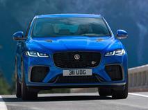 Самый быстрый Jaguar F-Pace стал еще быстрее