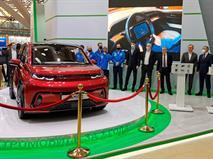 «КамАЗ» выпустит коммерческий электромобиль на базе маленького хетчбэка, фото 1