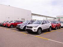 За год завод Hyundai в Санкт-Петербурге выпустил свыше 219 000 автомобилей, фото 1