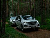 В России появился самый доступный дизельный Haval H9