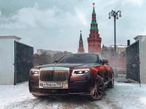 Rolls-Royce установил российский рекорд продаж