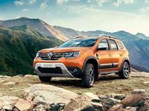 Renault назвала дату и время премьеры нового Duster в России