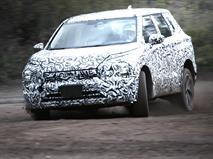 Раскрыта дата дебюта нового Mitsubishi Outlander