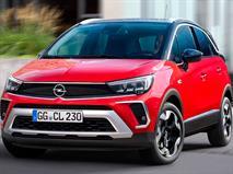 Opel Crossland приедет в Россию в первом квартале