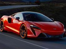 McLaren представил гибридный суперкар Artura, фото 1