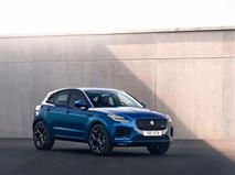 Обновленный Jaguar E-Pace оценили в рублях