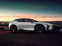 Lexus показал электрокар с запасом хода в 600 км, фото 1