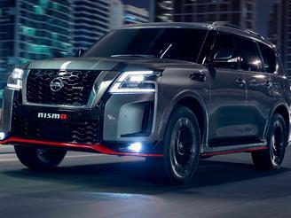 Nissan обновил Patrol Nismo