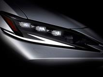 Lexus ES уже приготовился к рестайлингу