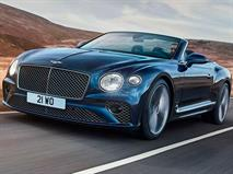 Bentley представил свой самый драйверский кабриолет, фото 1