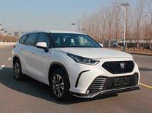 Toyota Highlander превратился в Crown