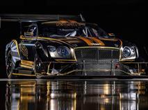 Гоночный Bentley Continental GT3 поедет к облакам