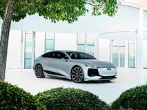 Представлен полностью электрический Audi A6, фото 1