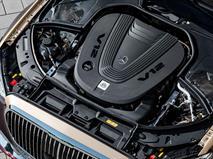 Mercedes-Maybach показал свой новый S-Class с V12