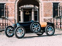 Первые Bugatti Baby II доехали до покупателей