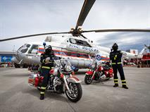 Harley-Davidson и МЧС России анонсировали расширение сотрудничества
