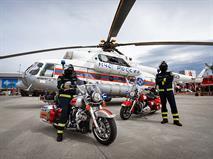 Harley-Davidson и МЧС России анонсировали расширение сотрудничества, фото 1