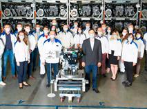 Volkswagen выпустил в Калуге 700 000 моторов