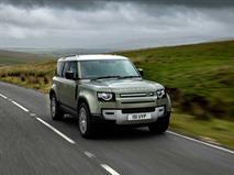 Land Rover перевел Defender на водород