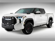 Toyota показала первое фото новой Tundra