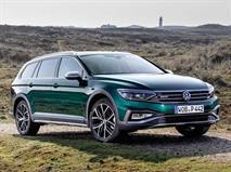 Россиянам предложили обновленный VW Passat Alltrack, фото 1
