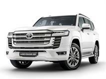 В России начались продажи нового Toyota Land Cruiser, фото 1
