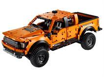 В Lego Technic появится новый Ford F-150 Raptor, фото 1