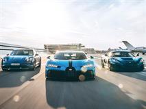 Официально: Bugatti перейдет под контроль Rimac, фото 1