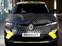 Серийная Renault Megane E-Tech Electric дебютирует в Мюнхене, фото 1