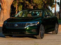 Volkswagen простился с американским Passat спецверсией