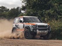 Новый Land Rover Defender получил раллийную версию от Bowler, фото 1