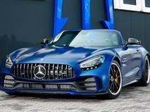 Posaidon сделал очень мощный родстер Mercedes, фото 1
