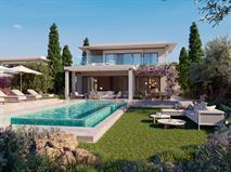 Limassol Greens. Началась продажа вилл и апартаментов в крупнейшем проекте недвижимости на Кипре, фото 1