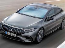 Mercedes-Benz EQS «зарядили» в AMG