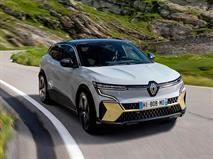 Renault Megane стала полностью электрической