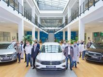 Volkswagen выпустил в России 300-тысячный Tiguan