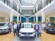 Volkswagen выпустил в России 300-тысячный Tiguan, фото 1