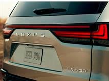 Новый Lexus LX дебютирует в Москве 13 октября