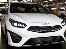 В России наладили выпуск обновленных Kia Ceed
